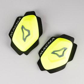 Knæsliders Macna Pro, Neongul