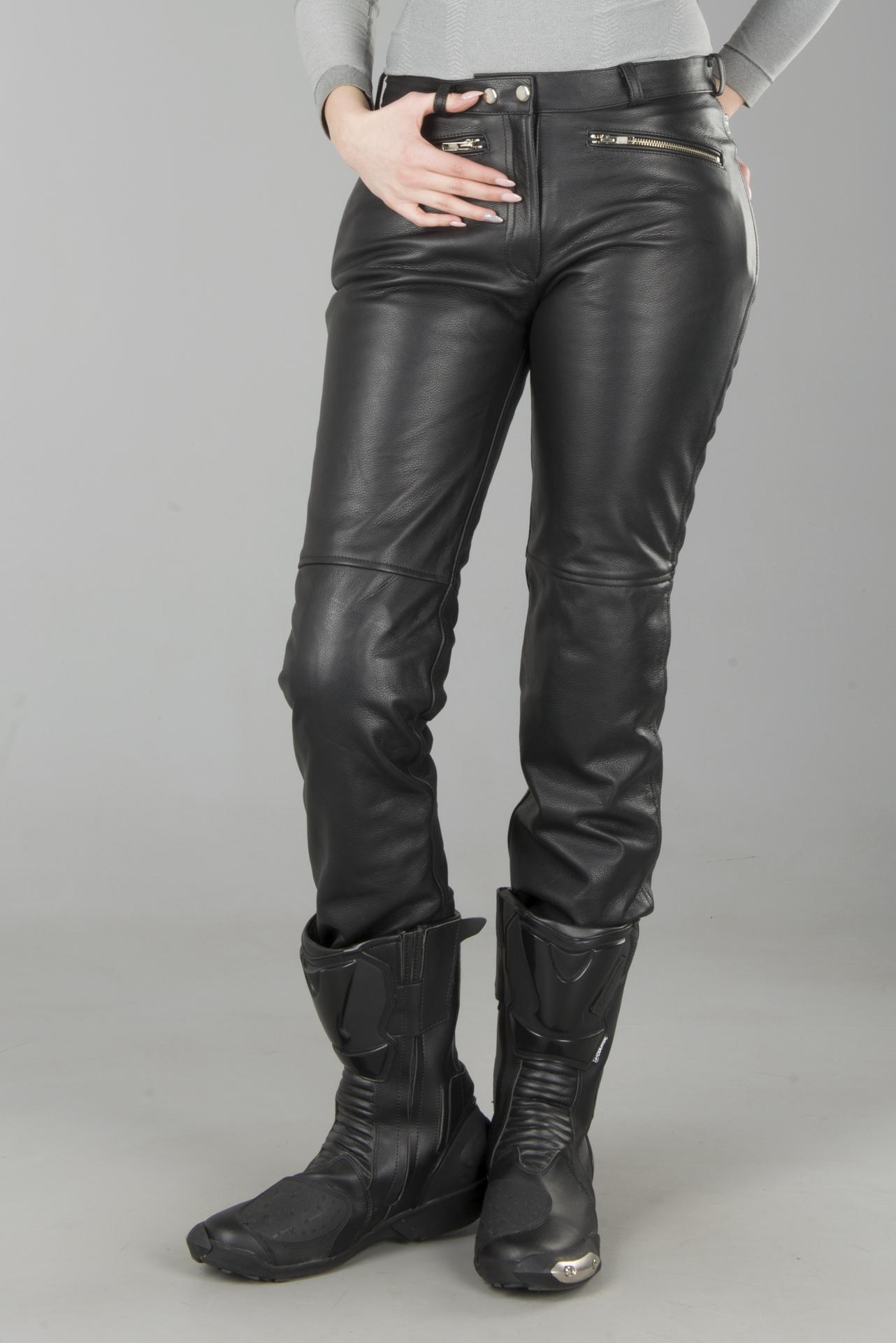 Segura Lady Emma Dame læder bukser