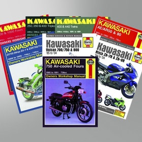 Haynes Kawasaki Repair Manual