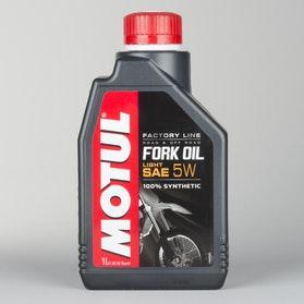 Olej do amortyzatorów syntetyczny Motul Light Factory 5W 1L