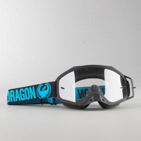 Gogle Cross Dragon MXV Plus Niebieskie