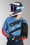Bluza Cross Shift 3Lack Mainline Niebieska MX 17