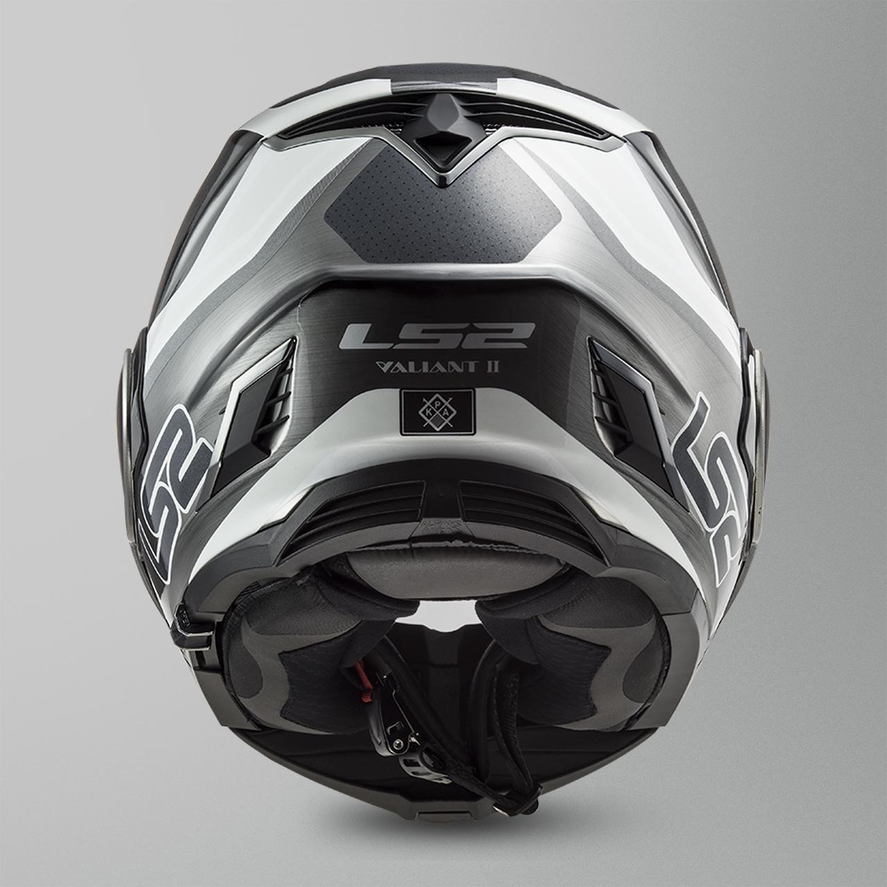 LS2 Casco de moto FF900 VALIANT