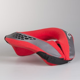 Alpinestars Youth Sequence Neck Brace Black-Red