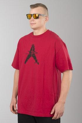 T-Shirt Alias Defrag Cardinal