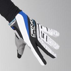 Motokrosové rukavice Five TRX Modrá