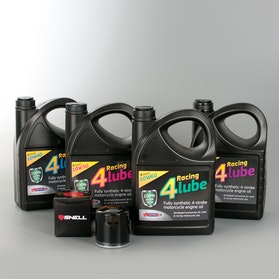 BO Racing 4 Lube Oil and Oil Filter