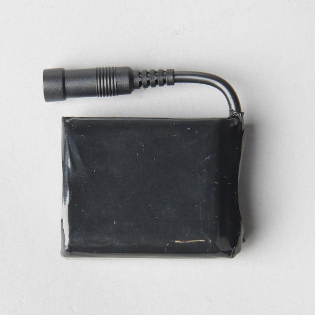 Baterie Pro Rukavice Macna Atom/Foton/Neutron Černá