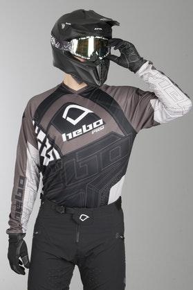 Bluza Cross Hebo Pro 19 Czarna