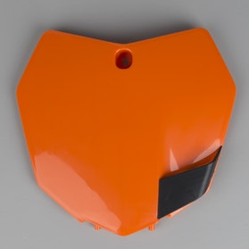 RTech Number Plate - Orange