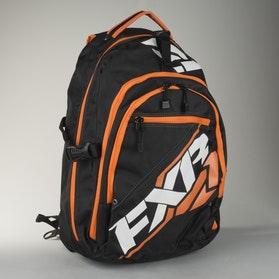 Batoh FXR Motion Černá-Oranžová