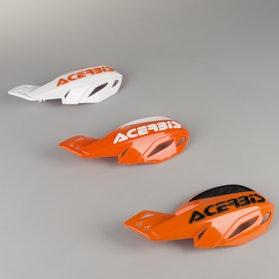 Acerbis Uniko Vented Handguards Orange
