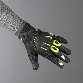 Rękawice Furygan RG17 Czarno-Zielone