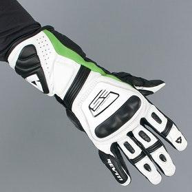 Revit Stellar Glove White & Green