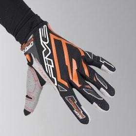 Motokrosové rukavice Five MXF Pro Rider- Oranžová