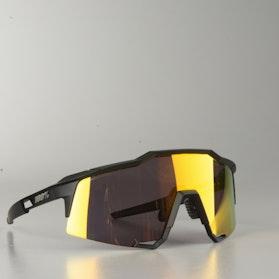 100% Speedcraft Bicycle Training Glasses Black