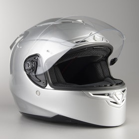 Kask Bell RS-1 Helmet Solid Srebrny
