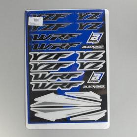 Zestaw naklejek Blackbird Yamaha