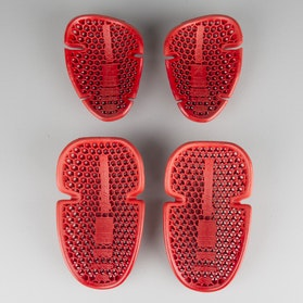Alpinestars Bio Armour Type A 4-Piece Protection Kit Red