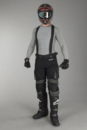 Spodnie Enduro Shot Ranger Khaki-Czarne