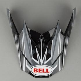 Daszek do kasku Bell SX-1 Race Czarny