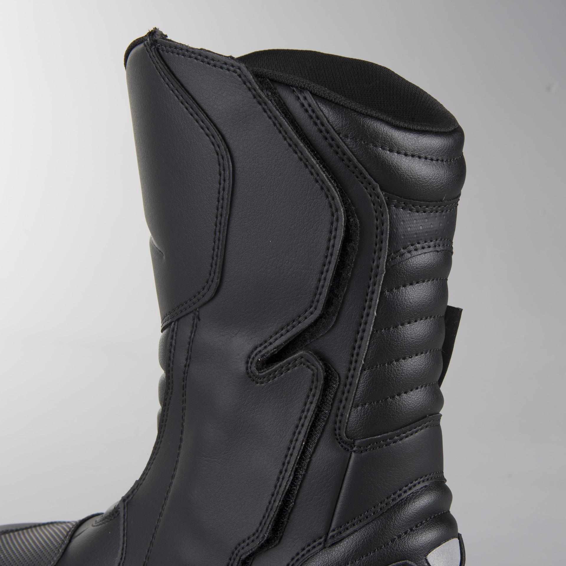 Black Motorcycle boots Alpinestars Radon Drystar Black 40