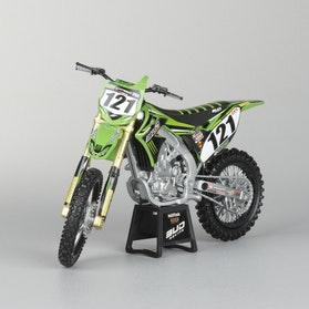 Model NewRay 1:12 Kawasaki/ Bud Racing