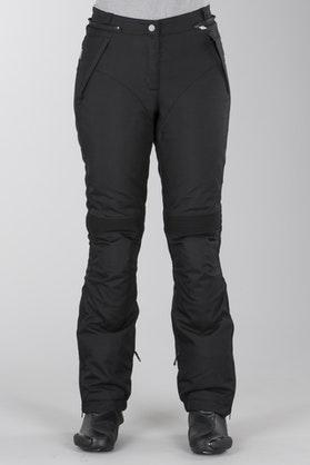 IXS GTX Checker EVO Ladies' Trousers Short Black