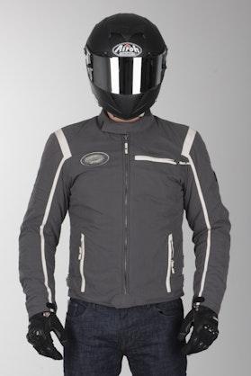 IXS Ridley Jacket Gray-Silver