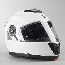 RXA Comet Ff 318 Openable Helmet White