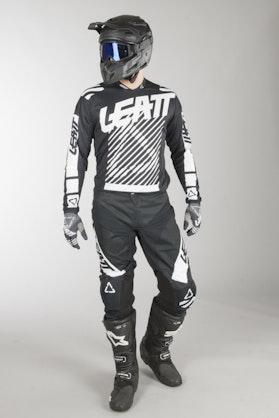 Leatt GPX 4.5 Lite MX Clothes Black