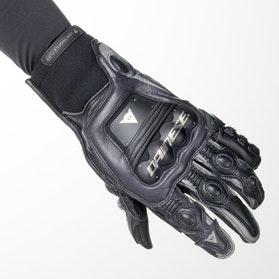 Rękawice Dainese Steel-Pro In Czarno-Antracytowe
