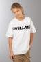 T-Shirt Alias Blocked Dziecięcy Biały