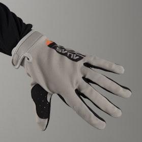 Alias Youth AKA Lite Sidestacked Gloves Grey-Orange
