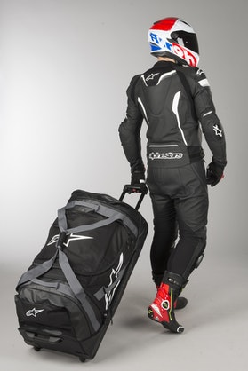 Alpinestars Komodo Suitcase - Black-Anthracite-White