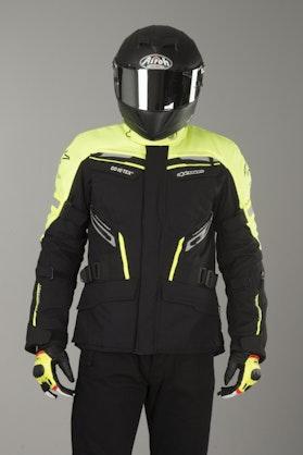 Alpinestars Patron Gore-Tex Jacket - Flourescent Yellow-Black