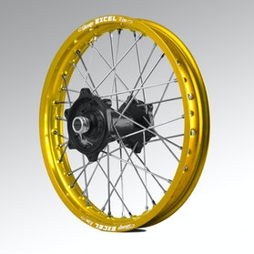 Talon Rear Wheel Black-