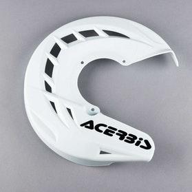 Osłona tarczy hamulcowej Przód Acerbis X-Brake Biała