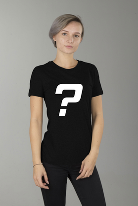 Mystery T-Shirt - Lady Large