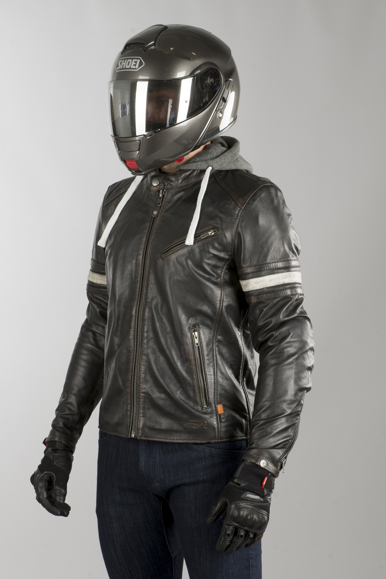 Richa Toulon 2 Leather Motorcycle Jacket