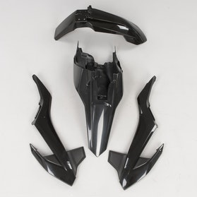 Acerbis KTM Plastic Kit Black