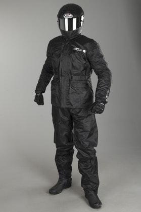 IXS Horton 2 Rainsuit - Black