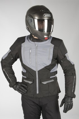 IXS Tour ST Jacket Black-Grey