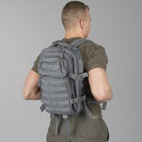 Plecak Brandit US Cooper Lasercut Medium Antracytowy
