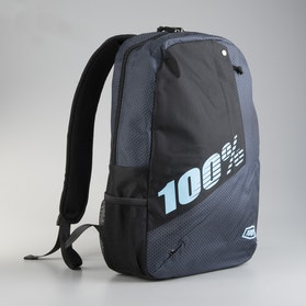 100% Porter Backpack Static Charcoal