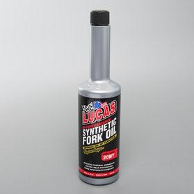Lucas Oil 20wt Syntetisk Gaffelolie 473ml