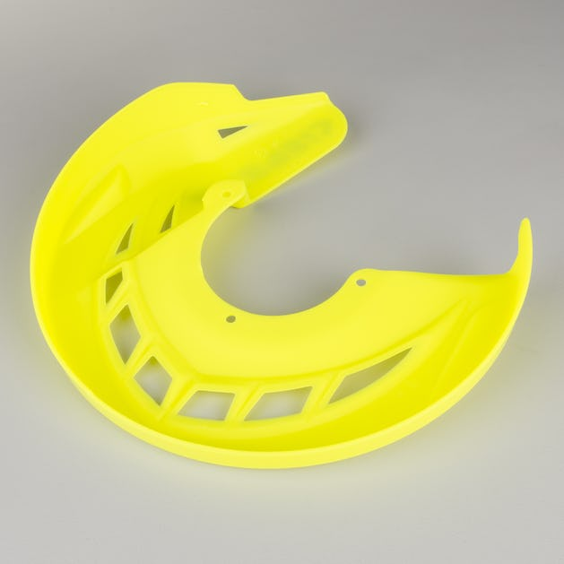 Acerbis X-Brake Neon Yellow Brake Disc Protection