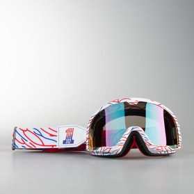 100% Barstow Death Spray Customs MX Goggles