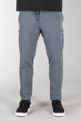 Fox Sirus Tech Trousers Silver Grey