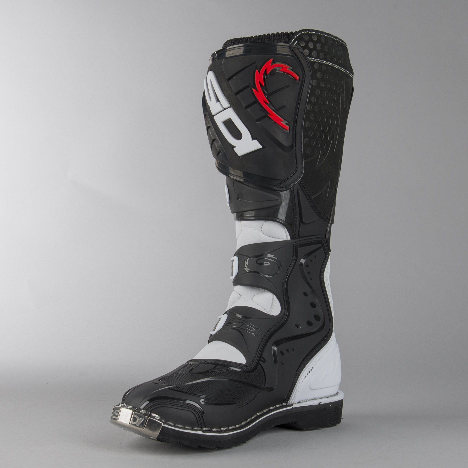 Sidi Agueda MX Boots White Black Buy now, get 10% off
